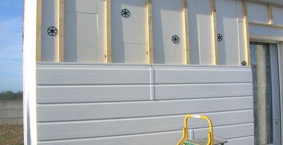 Plate forme hainaut terrasse et ma onnerie 0472717444 - Realiser un bardage exterieur avec isolation ...