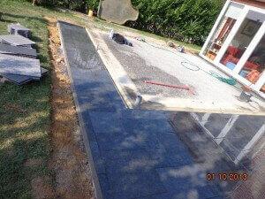 Aménagements extérieurs Hainaut rénovation